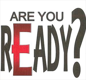 自信とは自分の命を自分に預けること〜Are You Ready?^^〜